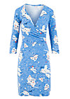 pfadfinderehrenwort dress, pelican island, Dresses, Blue
