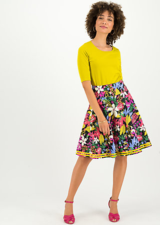 river Island picknick skirt, wild night, Skirts, Black