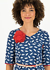rumbling rose robe, boat trip, Dresses, Blue