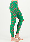 sommerlaune legs, apple picking, Leggings, Green