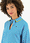 Bubibluse strict leisurness, blueday daisy, Blusen & Tuniken, Blau