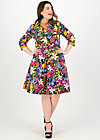 swinging jamboree  dress, wild night, Kleider, Schwarz