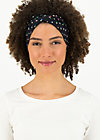 tiny knot hairband, disco flies, Accessoires, Black