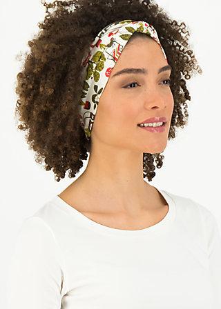 tiny knot hairband, my garden, Accessoires, Weiß