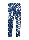 Pleated Front Trousers upsy daisy, boat trip, Trousers, Blue