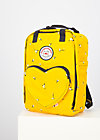 Backpack wild weather, frisian seagull, Accessoires, Yellow