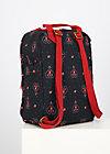 wild weather lovepack, red hood, Accessoires, Schwarz