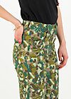 wonderful wilderness pants, veggieflage, Trousers, Brown