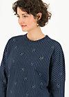 Pullover gar so nett, stripe tease, Pullover & Sweatshirts, Blau