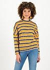 Pullover gar so nett, stripe my soul, Pullover & Sweatshirts, Braun