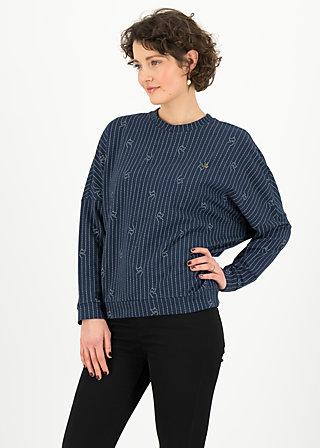Jumper gar so nett, stripe tease, Jumpers & Sweaters, Blue