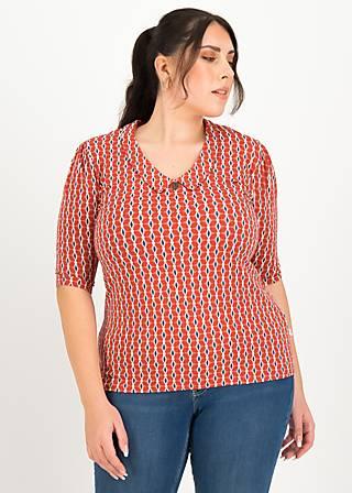 Shirt garconette, bling bling swing, Shirts, Red