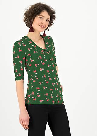 Shirt garconette, forbidden flowers, Shirts, Grün