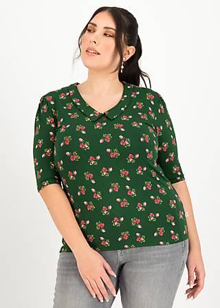 Shirt garconette, forbidden flowers, Shirts, Green