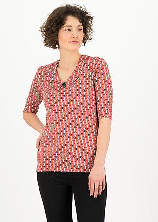 Shirt garconette, bling bling swing, Shirts, Rot