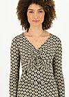Herbstkleid hot knot, banana palm, Kleider, Schwarz