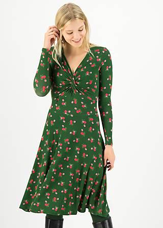 Autumn Dress hot knot, forbidden flowers, Dresses, Green
