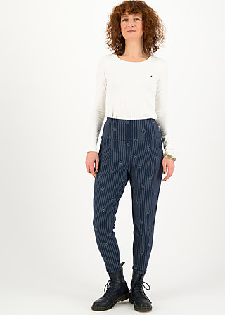 Jogging Pants marlene heritage pants, stripe tease, Trousers, Blue