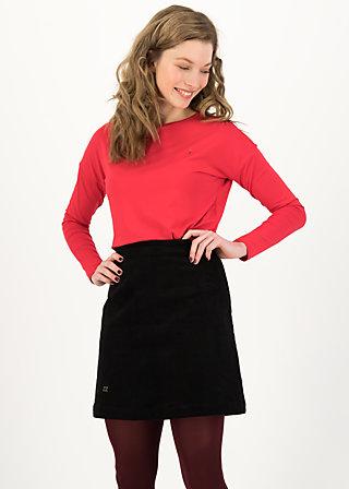 Short Skirt velvet eyes, vamp in velvet, Skirts, Black