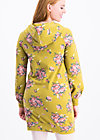 babuschka sweat, flower for women, Pullover & leichte Jacken, Gelb