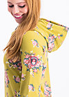 babuschka sweat, flower for women, Jumpers & lightweight Jackets, Yellow