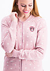 babuscka basejacket, loving swans, Jumpers & lightweight Jackets, Pink