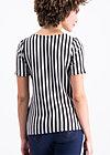 cheers my dears tee, stripes of harmony, Shirts, Schwarz