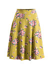 die hosen an glocke, flower for women, Skirts, Yellow