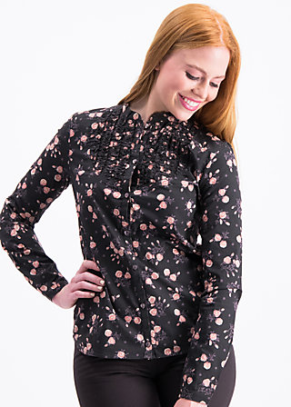 forever in love blousette, free your soul, Blouses & Tunics, Black