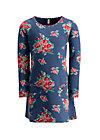 große maedchen dress, flower for circus, Kleider, Blau