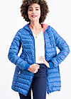 leichte laune longjacket, stars of manege, Jackets & Coats, Blue