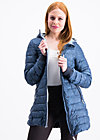 leichte laune longjacket, super me, Jackets & Coats, Blue