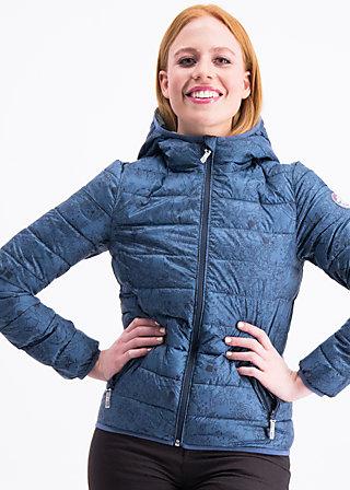luft und liebe jacket, super me, Lightdown, Blau