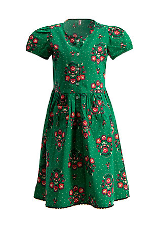maedel dreh dich robe , fancy folk flower, Dresses, Grün