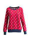 oh l'amour sweat, dancing matroschka, Jumpers & lightweight Jackets, Red