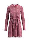quantum glück dress, superpower mother, Jerseykleider, Rot