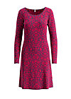 swanlake strickliesel dress, folk craft, Kleider, Rot