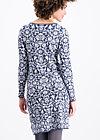 swanlake strickliesel dress, folk tale, Kleider, Blau