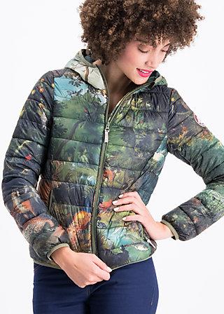 waldluft und liebe Jacket, forest, Jacken & Mäntel, Grün