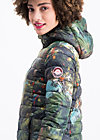 waldluft und liebe longjacket, forest, Jackets & Coats, Green