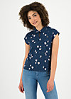Shirt blusover, my bonnie, Shirts, Blau