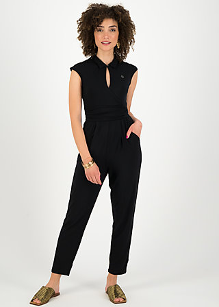 jour et nuit suit, black summer, Trousers, Black
