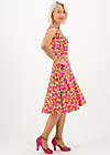 ohlala tralala robe, fruits for sweeties, Kleider, Rosa