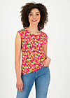 sailorlove top, fruits for sweeties, Shirts, Rosa