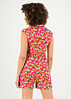 Jumpsuit sunny day, fruits for sweeties, Hosen, Rosa