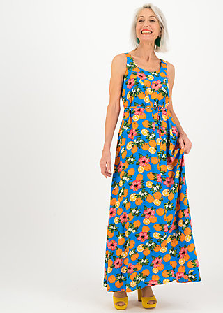 Maxi Dress tree of knowledge, florida lady, Dresses, Blue