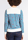 adorable sailorette sweat, mary rose, Pullover & Hoodies, Blau
