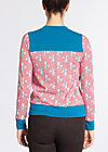adorable sailorette sweat, missy meermaid, Pullover & leichte Jacken, Rot