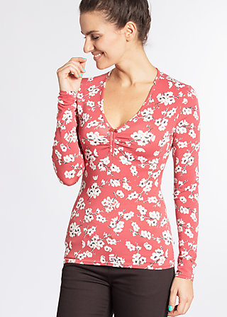 baby be mine shirt, spring all in, Langarm, Rot