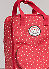 big lovepack, blutsister ahoi, Shopper & Rucksäcke, Rot
